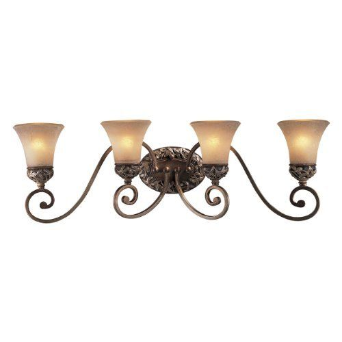 Jessica Mcclintock Salon Grand Bathroom Light Fixture By