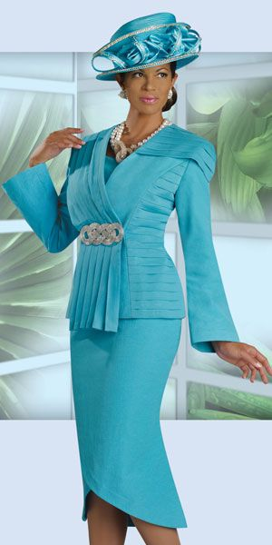 73c095fb60b Donna Vinci Womens Church Suit 11116 in 2019