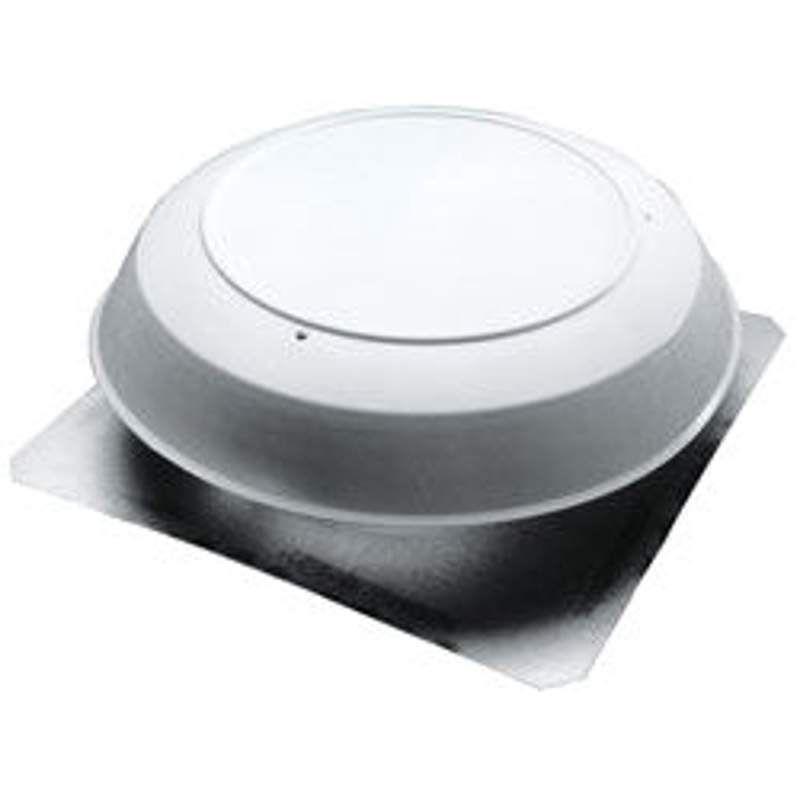 Broan 358 Broan Attic Fan Aluminum Roof