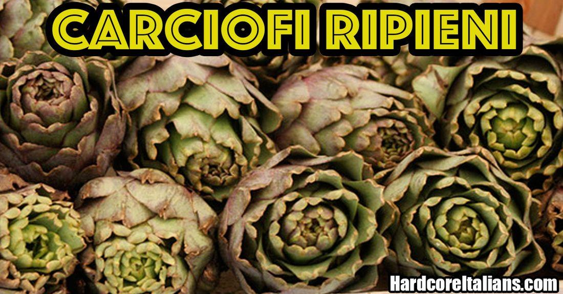 Carciofi Ripieni