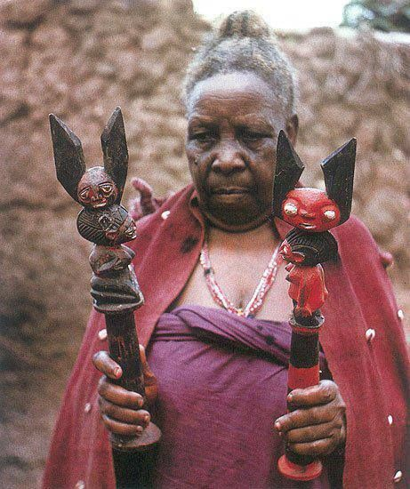 Influence women yoruba culture