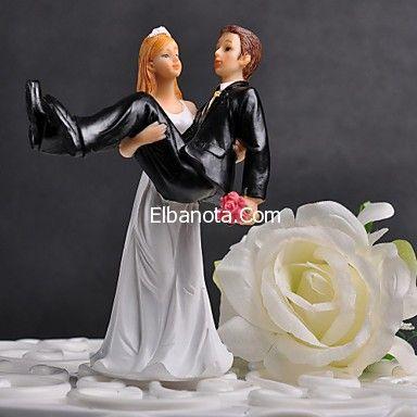 كيكات الزفاف 2014 اشكال كيكة الزفاف 2014 أحدث تصميم كيكة العروس عروس بنوته بنوته كافيه Bride Cake Toppers Groom