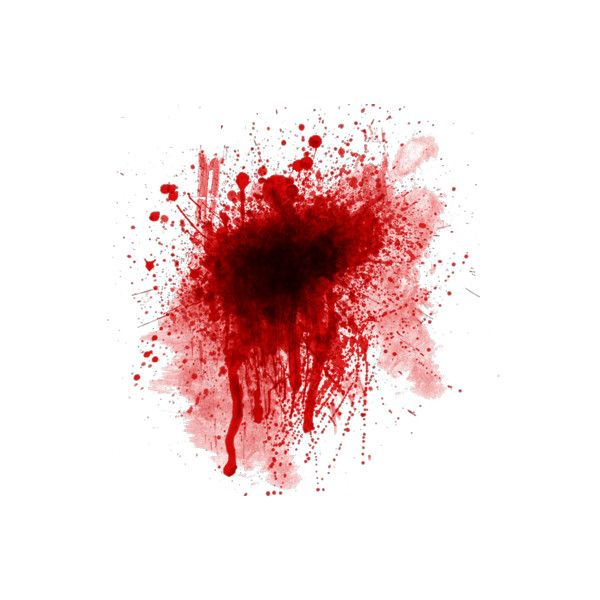 PSD Detail | BLOOD SPLATTER | Official PSDs ❤ liked on