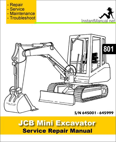 download jcb 801 mini excavator service repair manual jcb mini rh pinterest co uk jcb 801 4 manual jcb 801 parts manual