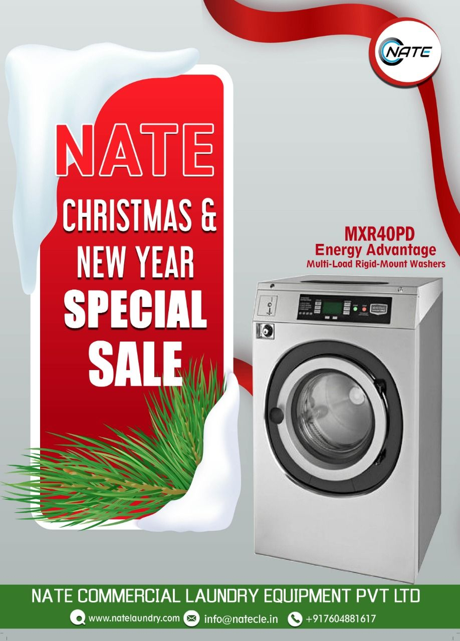 Shop Fully Imported Maytag Laundry Machine At Nate Commercial