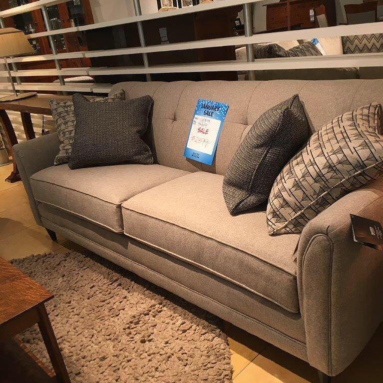 #sandysfurniture #januarysale #sofa #sale #wow @sandysfurniturebc
