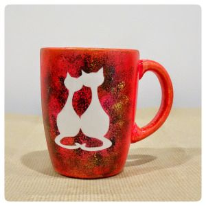 Paint your own mugs :)