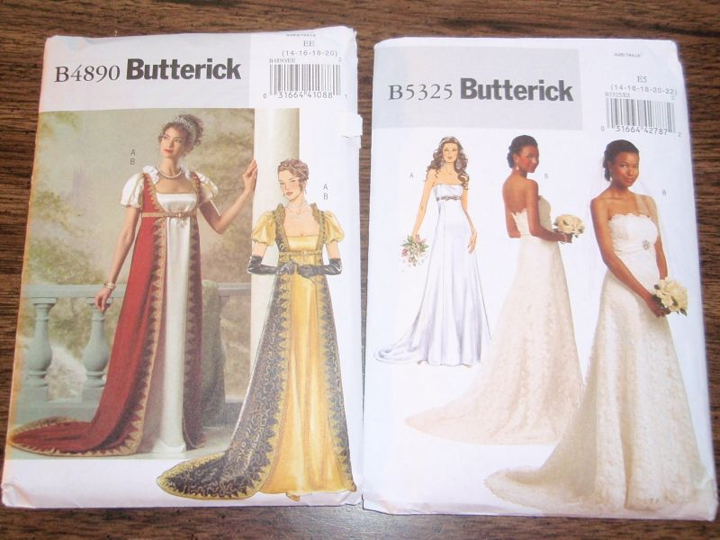 Designing my wedding gown, Part II | Gowns, Ivory silk and Flutter ...