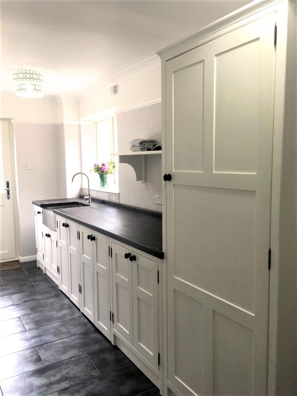 Utility Room Goals In 2020 Free Standing Kitchen Units Kitchen Units Larder Unit