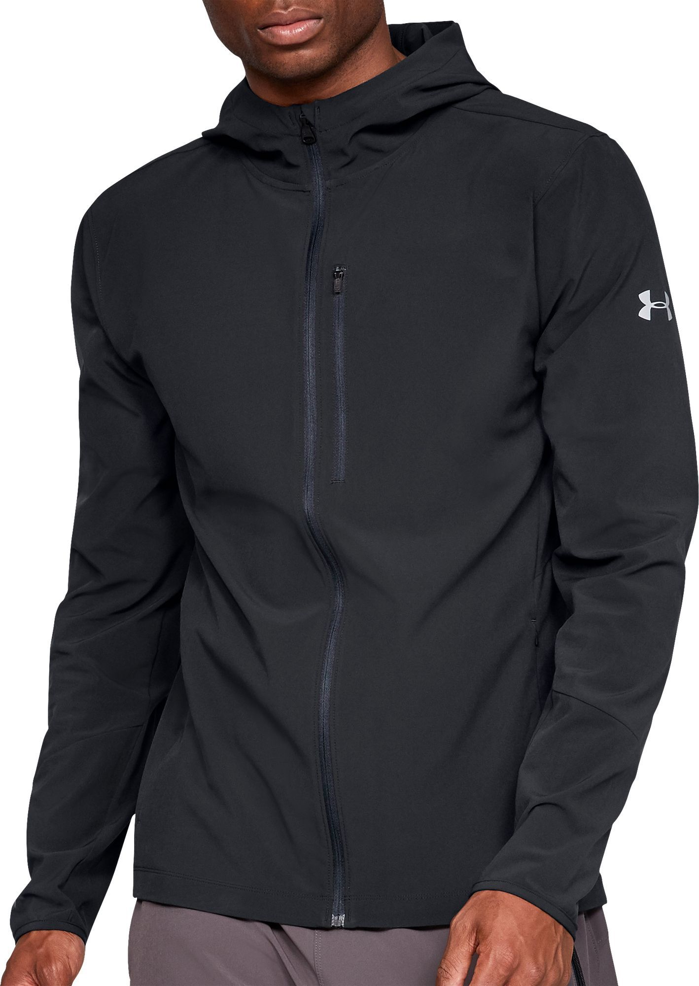 Under Armour Men S Outrun The Storm Jacket Products