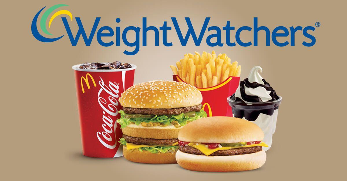 weight watchers punkte mcdonalds