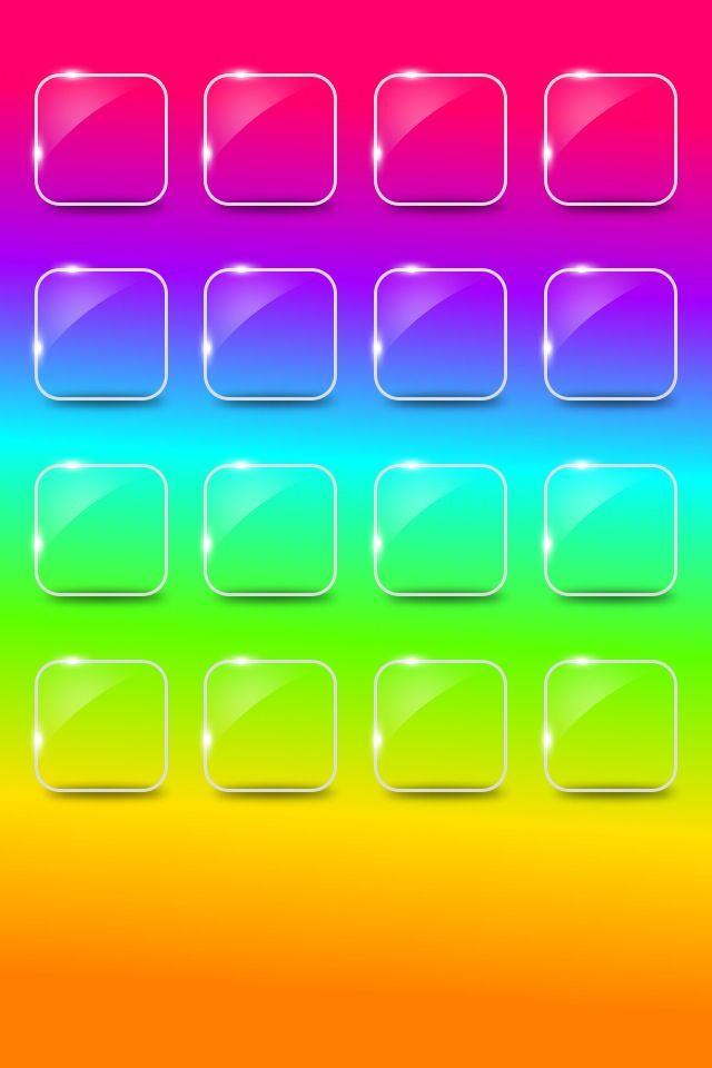 Rainbow Wallpaper For Your Homescreen Best Home Screen Wallpaper Screen Wallpaper Rainbow Wallpaper