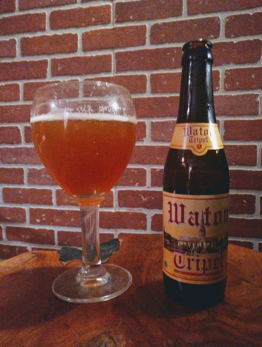 Watou Tripel Corona Beer Bottle Beer Beer Bottle