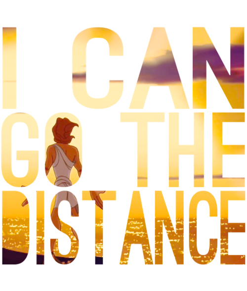 GO THE DISTANCE- run