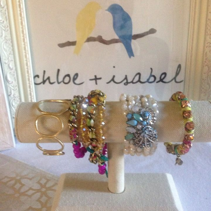 Shop my Chloe + Isabel Mobile Event for on-trend statement pieces, bestsellers, + personal faves!
