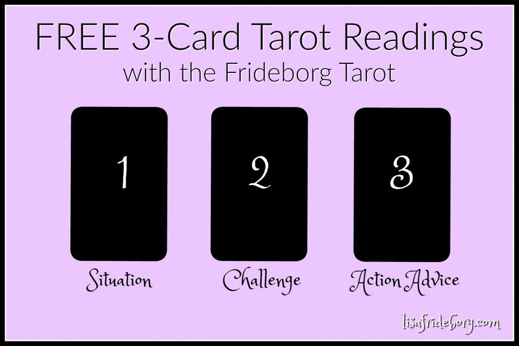 Free Tarot Reading 3 Card Draw With Images Love Tarot