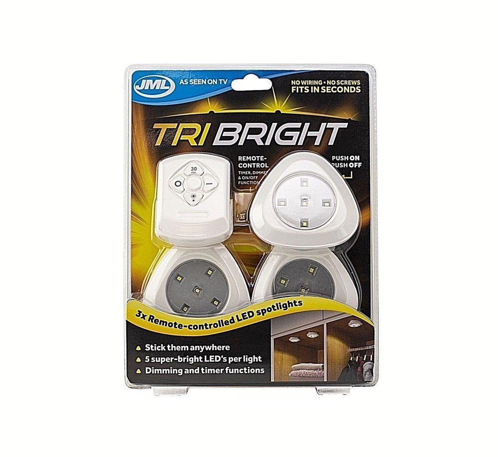 Jml Tri Bright Remote Controlled