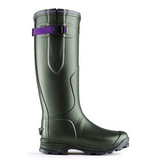 Hunter - Balmoral Lady Neoprene - want these bad boys. Great for ladies with bigger calf muscles