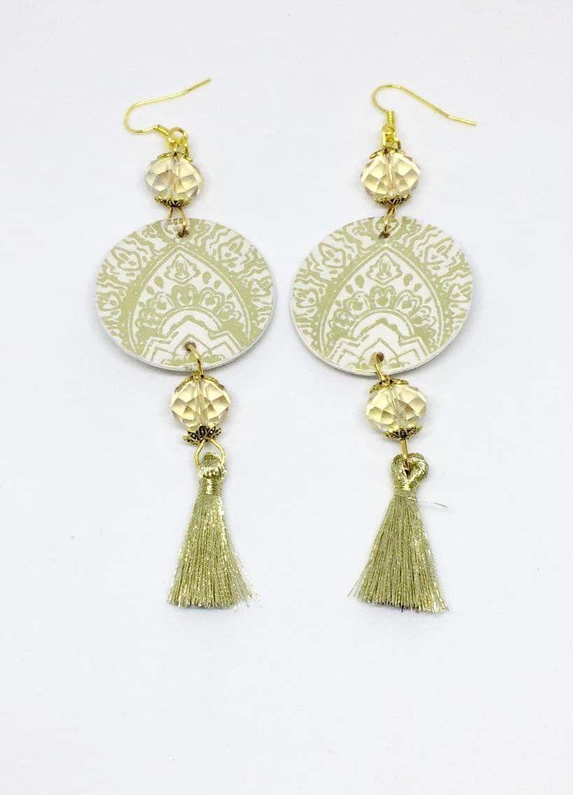 davvero economico prezzo all'ingrosso estetica di lusso Li ho chiamati : La Carta Incantata. Sono degli orecchini ...
