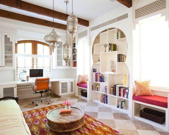 Global modern decor