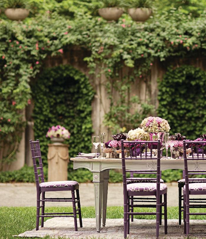 Swan House Southern Wedding Reception Ahc Weddings Rentals