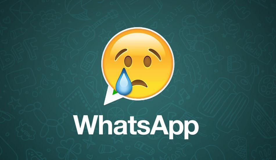 WhatsApp Not working on Android, iOS and Windows Phone 7