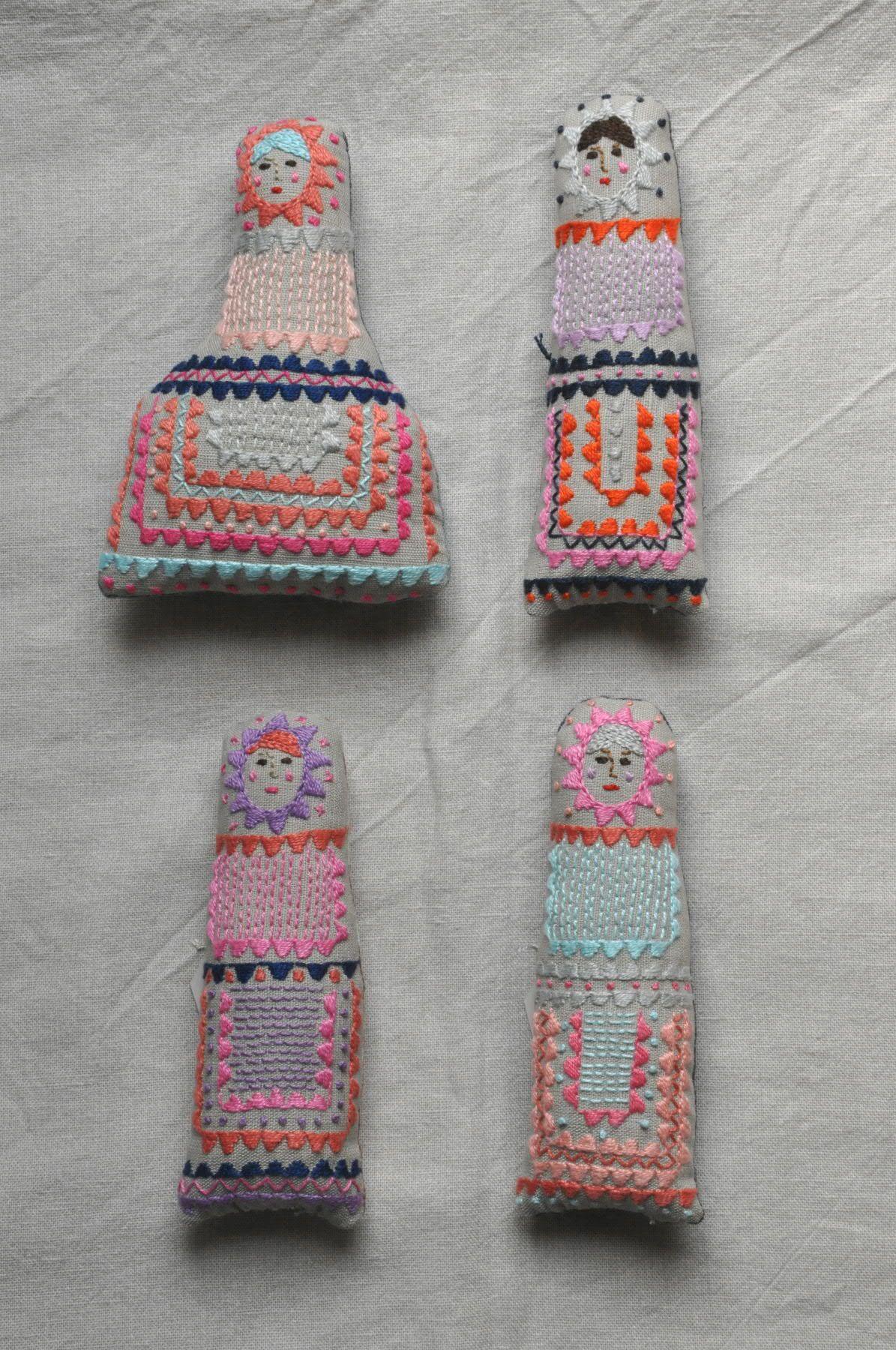 dolls by ESZTERDA
