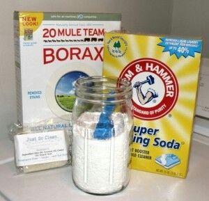 Diy Homemade All Natural Laundry Soap Borax Recipe Laundry Soap