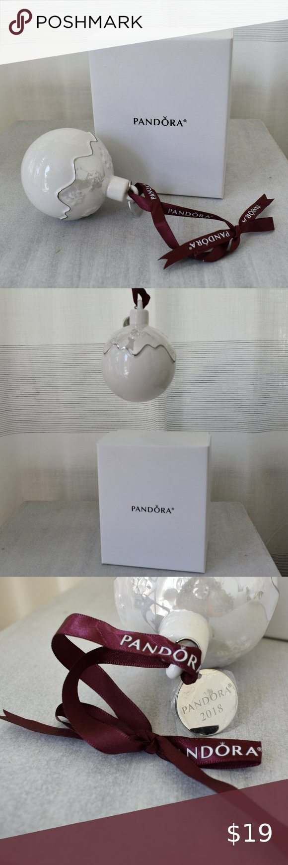 2020 Pandora Christmas Ornament PANDORA Limited Edition Christmas Ornament New in 2020 | Christmas