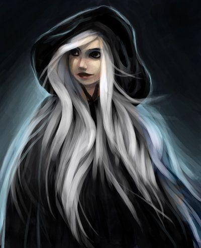 Witch by Spleen-y.deviantart.com on @deviantART