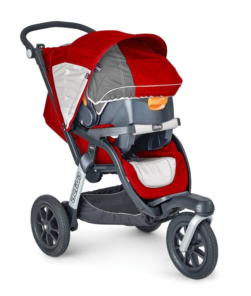 Chicco Activ3 Travel System Baby strollers, Jogging