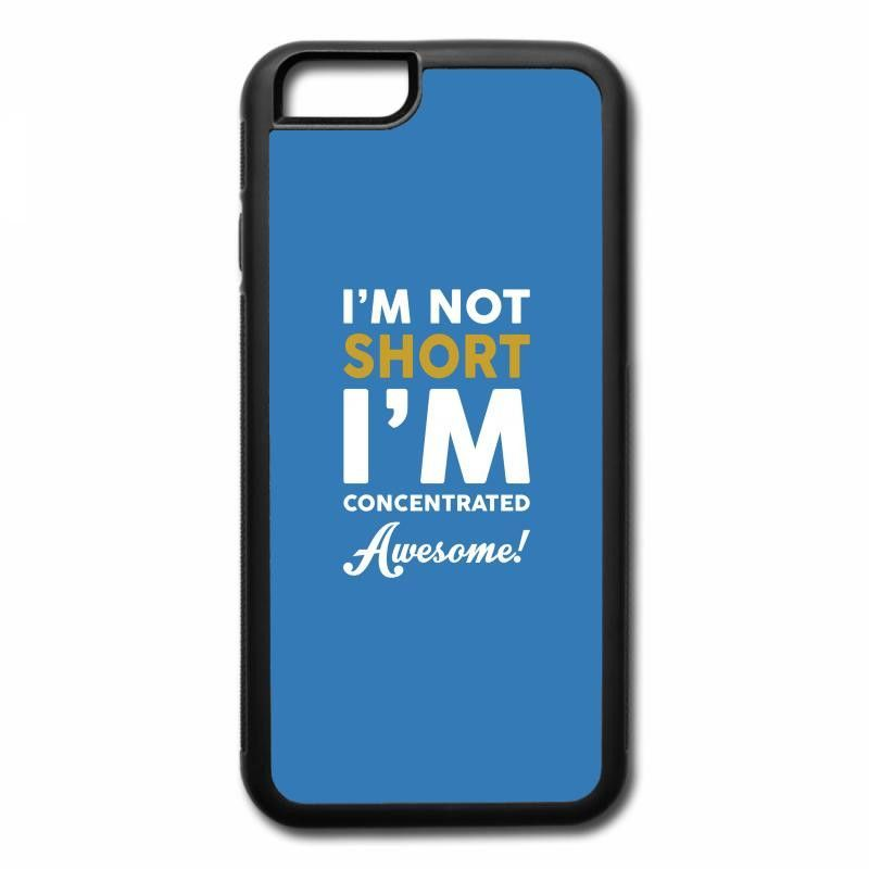 i am not short i am concentrated awesome 1 (2) iPhone 7 Plus Case