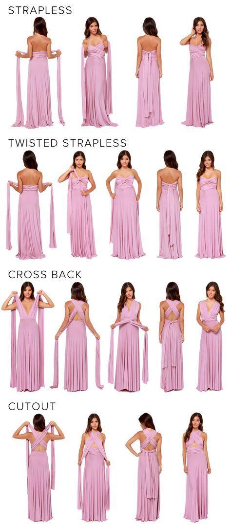 Tricks of the Trade: Wrap Dress Tutorial – Part II | Vestidos de ...