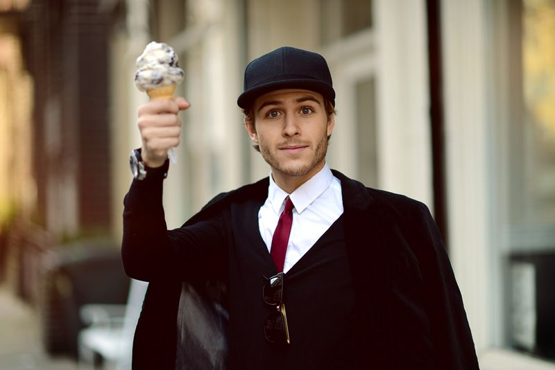 Ice Cream Sunday   GALLA.