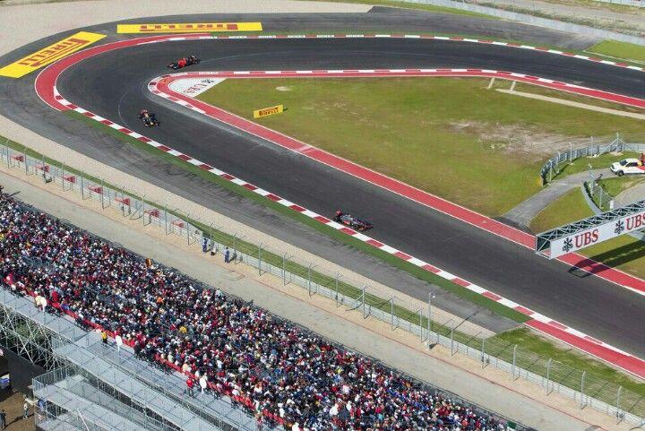 Circuito de Austin, Texas, Estados Unidos