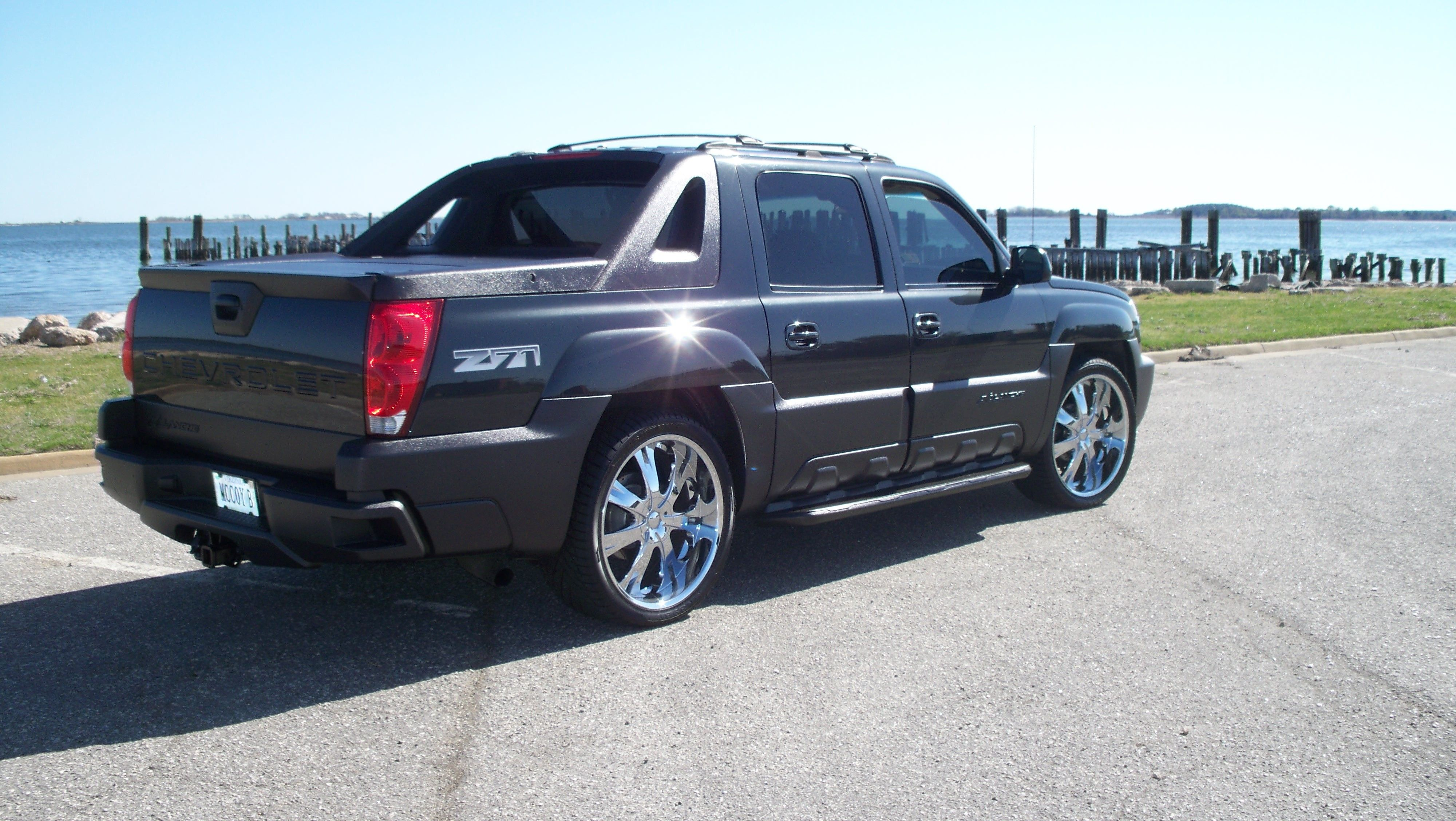 Pin By Jose Luis Gonzalez On Chevy Avalanche Chevy Avalanche