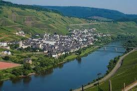 Duitsland reizen en vakantie: Reil aan de Moezel