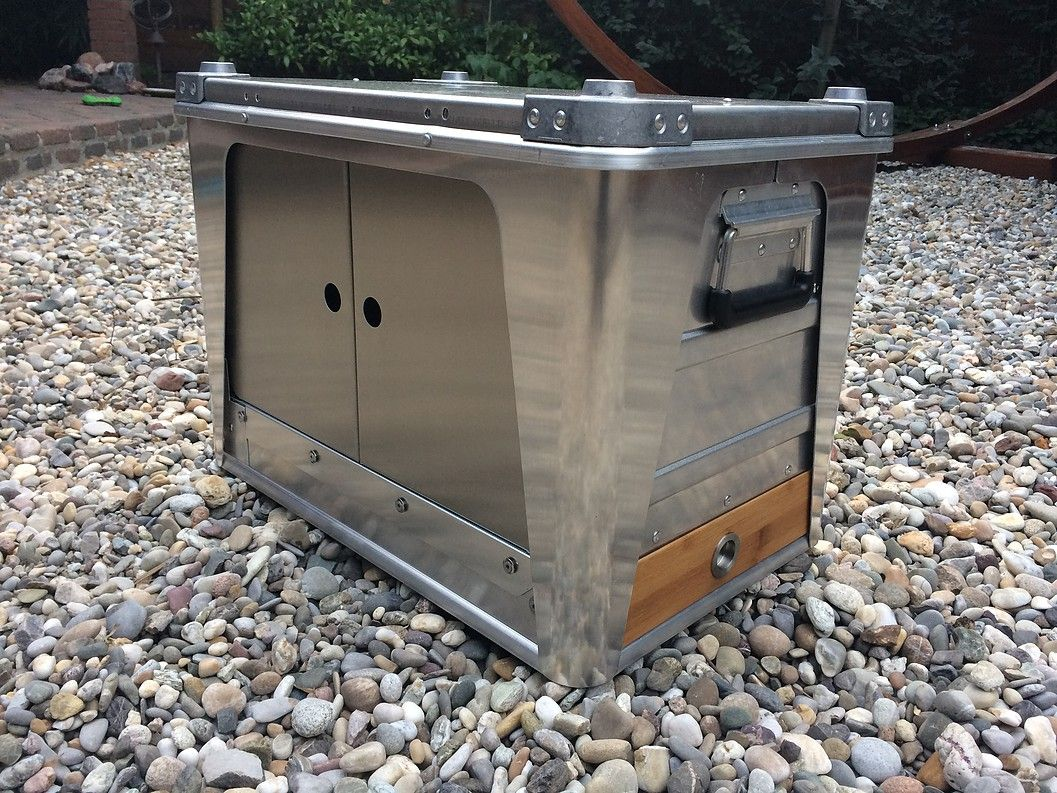268 best Camp Kitchens & Chuck Boxes images on Pinterest