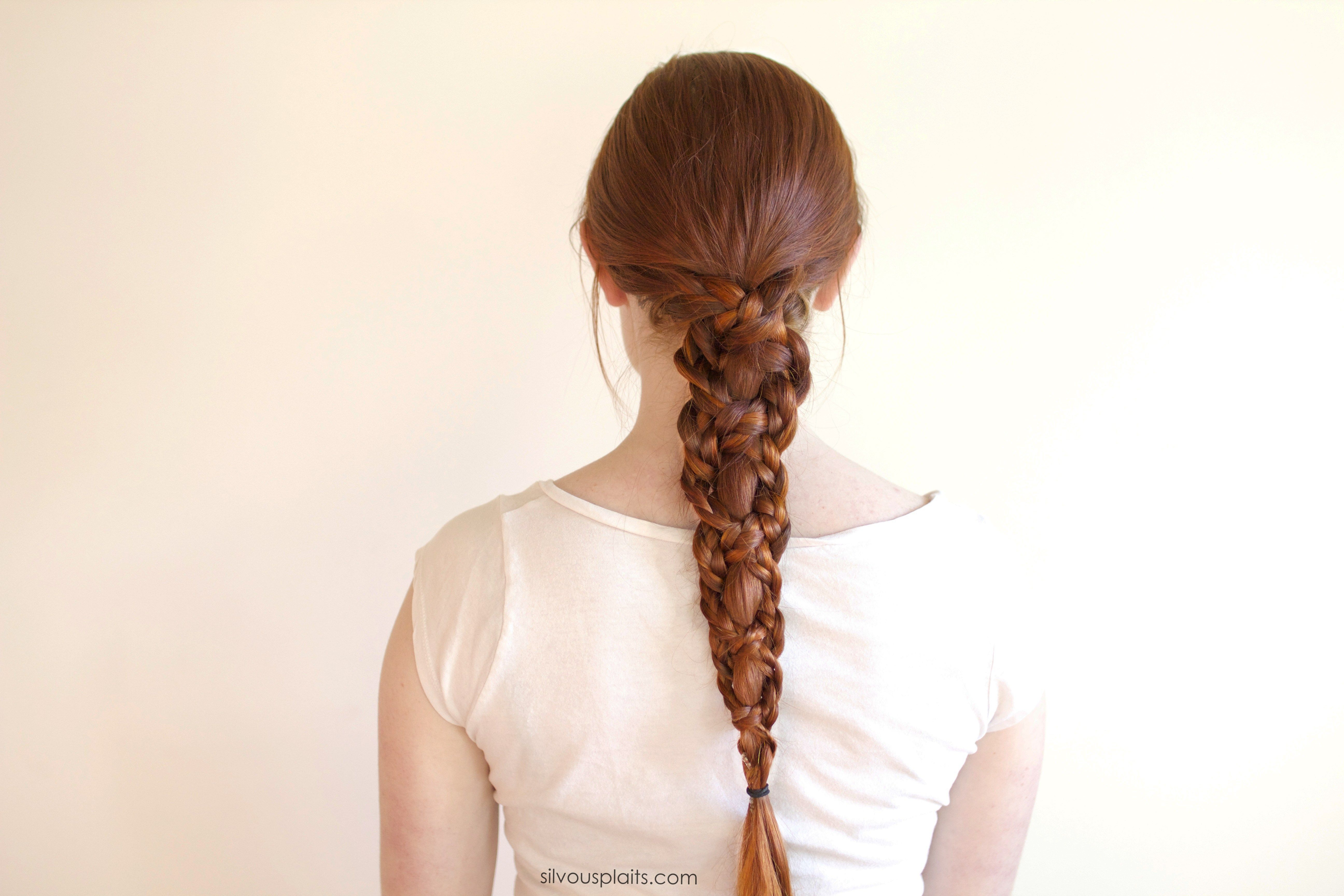 Pin by evelina jacobsson on hair pinterest braid hairstyles