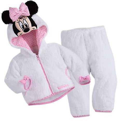7e67f8d25832 Minnie Mouse Jacket and Pants Set for Baby - Walt Disney World ...