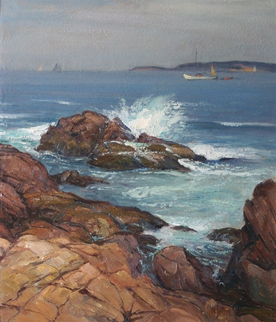 George William  Sotter:   Pigeon Cove
