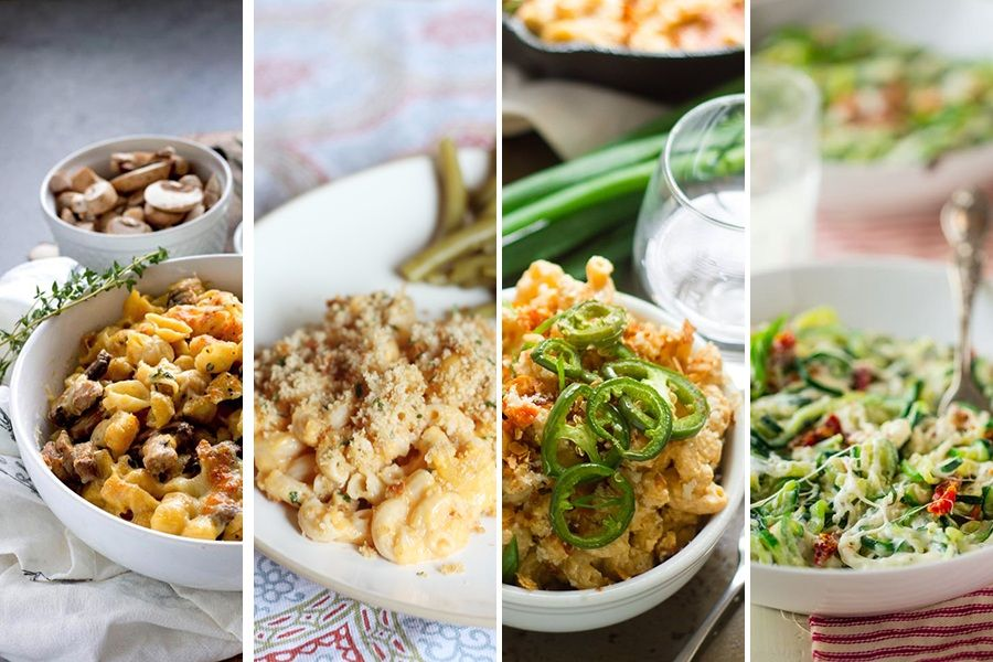 Eight healthy mac and cheese recipes healthy cheese