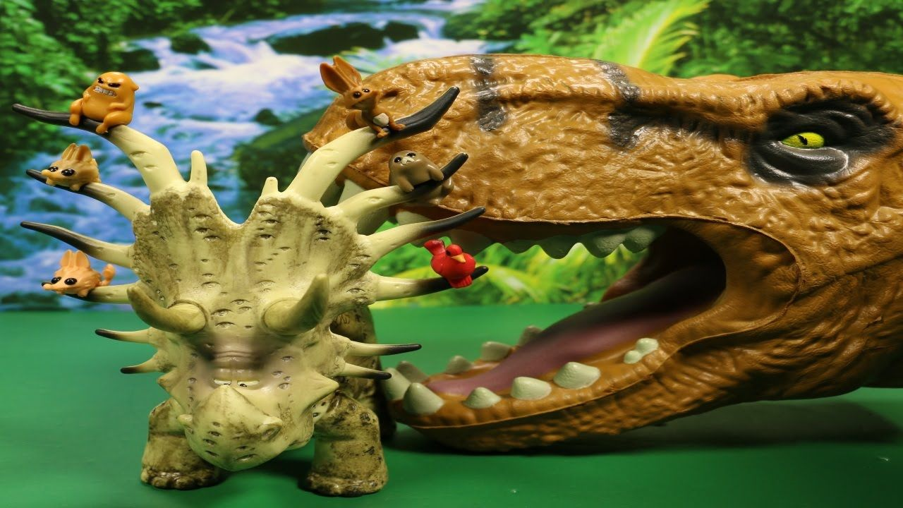 new forrest woodbush good dinosaur large figure unboxing review by