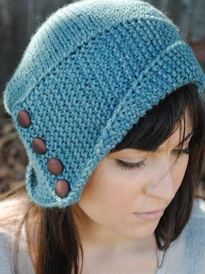 Robin Hood Mütze - Häkeln | Träume aus Wolle | Pinterest | Mütze ...