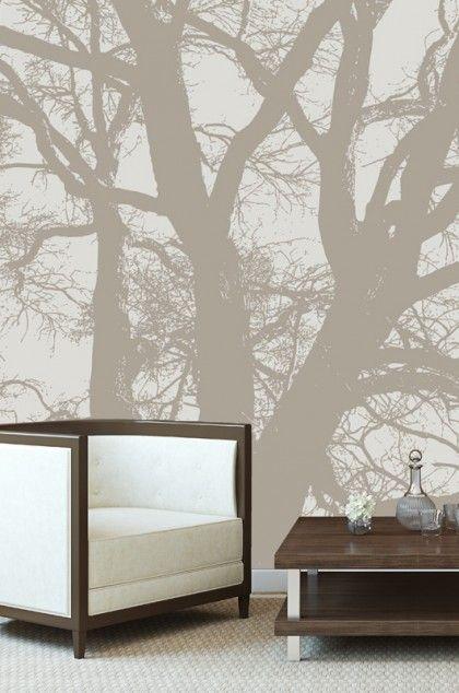 papier peint arbre zen d co pinterest papier peint arbre papier peint et zen. Black Bedroom Furniture Sets. Home Design Ideas