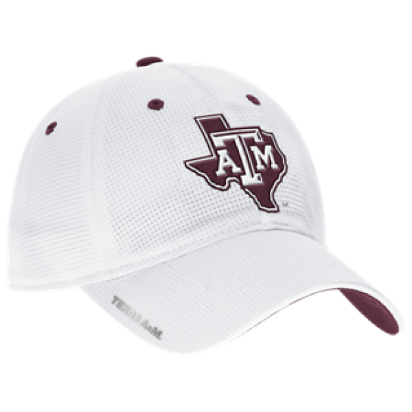 12bc1654cf4 Cheer on your Texas A M Aggies in this 2016 Adjustable Slouch Hat by Adidas!