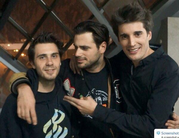 2cellos With Dusan Kranjc