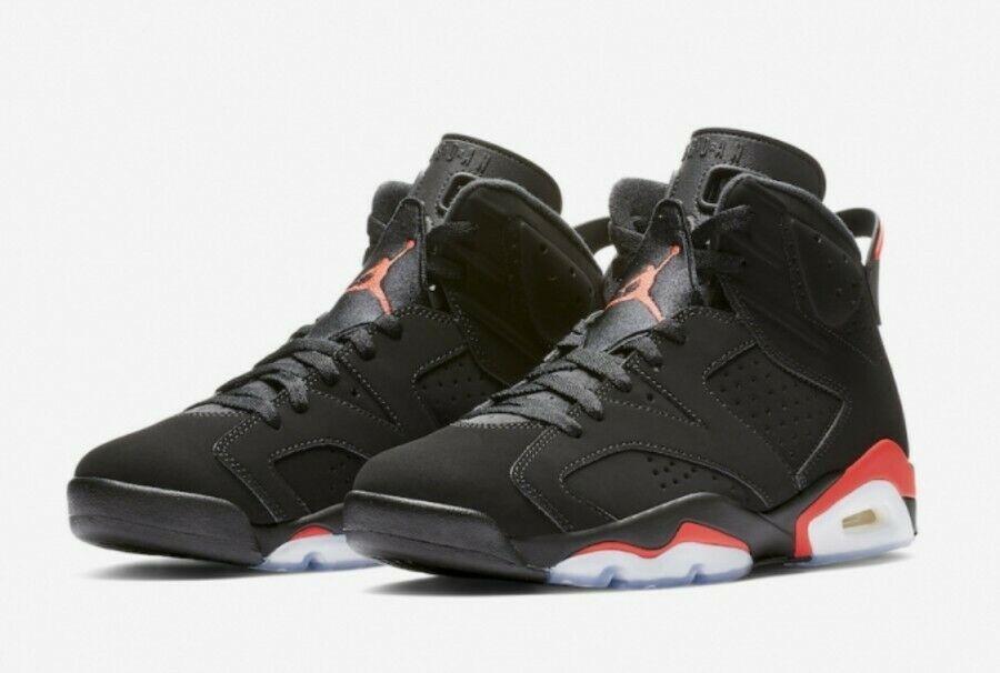 Nike Air Jordan Retro 6 Black Infrared Og 2019 Black Infrared Retro 6 Infrared Shoes Kicks Sneakerheads Air Jordans Retro Air Jordans Nike Air Jordan 6