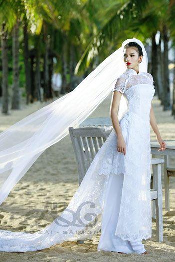 Wedding Season with Ao Dai ABC - Ao Dai - Wedding | Wedding dress ...