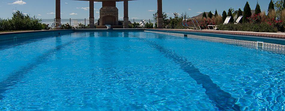 huge backyard pool | Big Backyard Pool - Huge Backyard Pool Big Backyard Pool Landscaping Ideas
